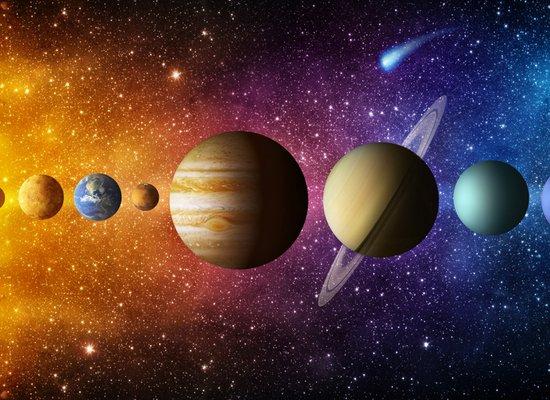 Teste dein Wissen zum Weltall!