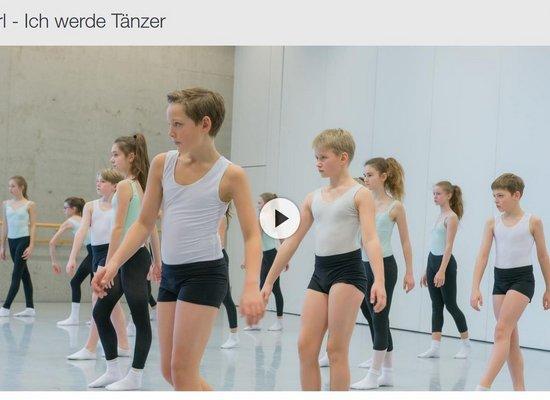 Carl – Ich werde Tänzer