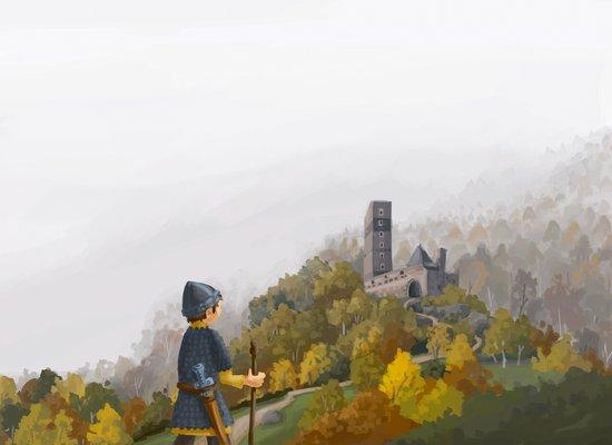 Der Spuk auf Schloss Schauenstein